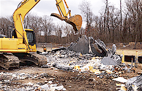 Facility Demolition Services