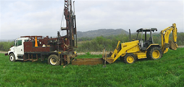 geotechnical drilling companies