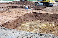 Contaminated Soil Excavation